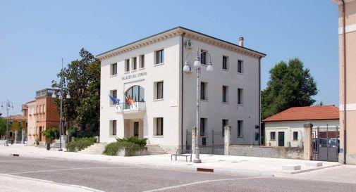 il municipio di Cessalto