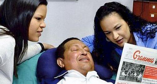 Chavez, condizioni sempre più gravi