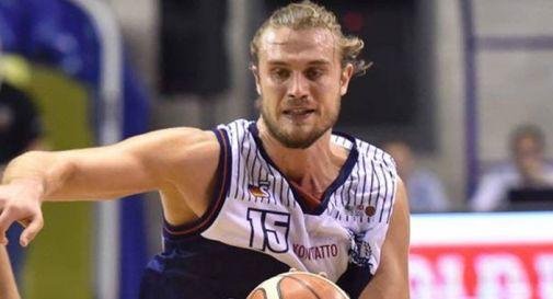 Matteo Chillo (foto uff. stampa Treviso Basket)