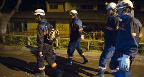 Paura in Cile, terremoto di magnitudo 8,4 e allerta tsunami