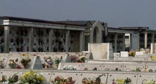 Quante zanzare in cimitero!