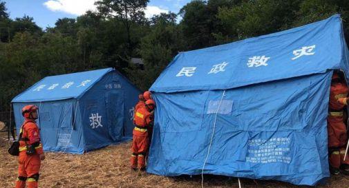 Terremoto Cina, 3 morti e migliaia di sfollati