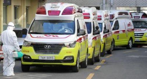 Cina, crolla hotel con 70 persone in quarantena