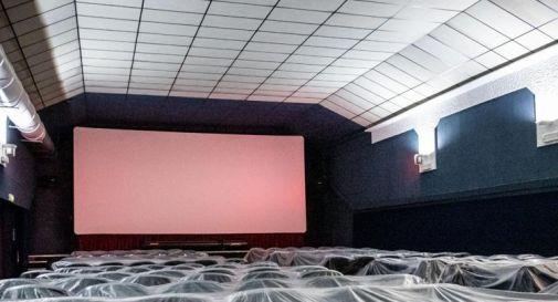 cinema sala vuota