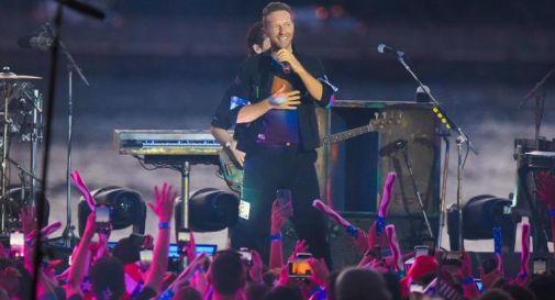 Coldplay, Chris Martin annuncia:
