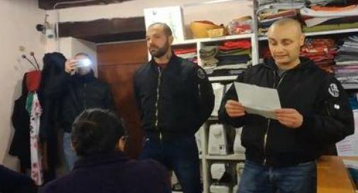 Migranti,blitz dei naziskin contro i volontari