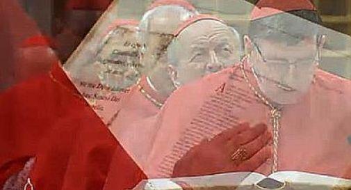 Conclave al via, con l'extra omnes chiusa la Cappella Sistina