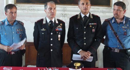 """Retata alla """"Baita al Lago"""", arrestati spacciatori di chetamina"""