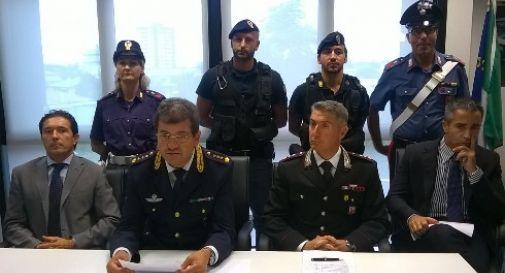 Pattuglione polizia-carabinieri: identificate 500 persone