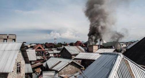Aereo precipita poco dopo il decollo a Goma: 17 i morti