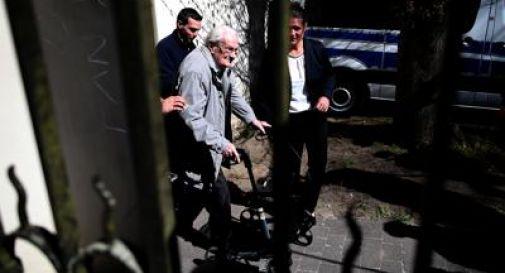 Shoah, il 'contabile' di Auschwitz chiede perdono