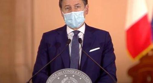 Giuseppe Conte stasera