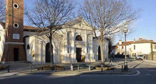 la chiesa di Contea