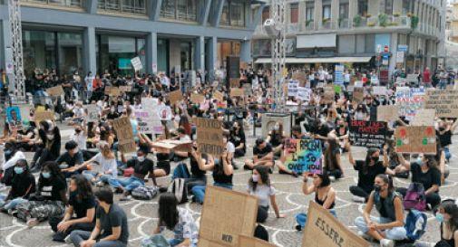 Manifestazione Treviso