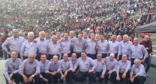 I primi 50 anni del Coro Alpino medunese