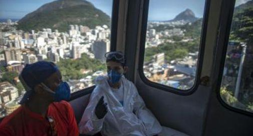 Covid, salta il Carnevale di Rio