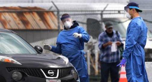 Usa, risalgono i casi di coronavirus dopo le riaperture