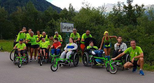Da zero a quattro ruote sulla San Candido Lienz