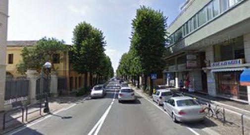 corso Mazzini a Montebelluna