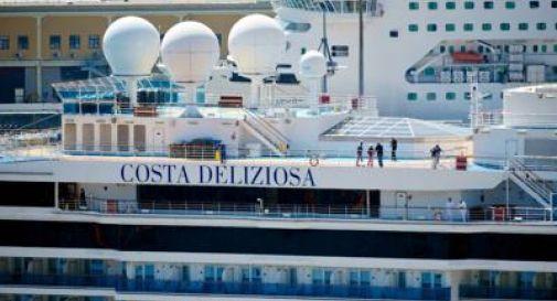 Tre positivi, due navi crociera in isolamento al porto di Civitavecchia