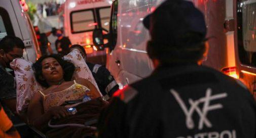 Covid Brasile, mancano sedativi: pazienti legati ai letti