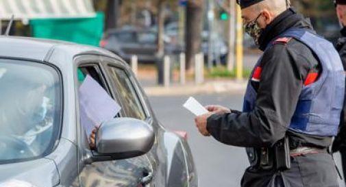 Covid: controlli della polizia