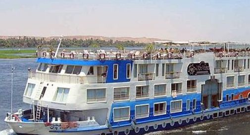Egitto, nave da crociera affonda nel Nilo: tutti in salvo i 112 turisti a bordo