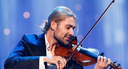 Conegliano, alla Zoppas Arena arriva David Garret, la rockstar del violino
