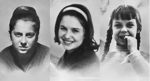 Didi, Antonella e Marilina, vittime del Vajont