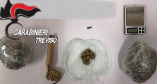 Fermato sulla Treviso-Mare con 6 grammi di marijuana, maxi multa e reclusione