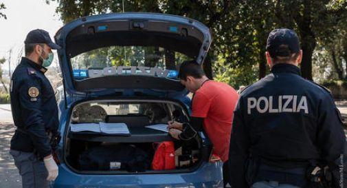 Coronavirus, 19enne scoperto per 6 volte a Udine: scatta il foglio di via