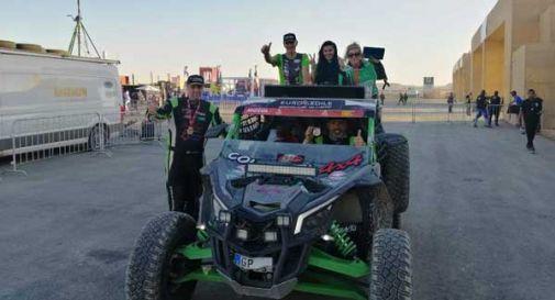 Dakar 2020, pilota Conegliano Elvis Borsoi
