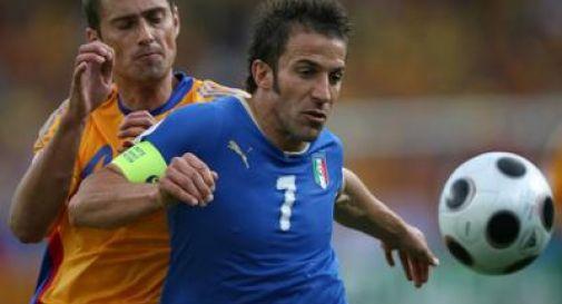 Tutti contro Del Piero