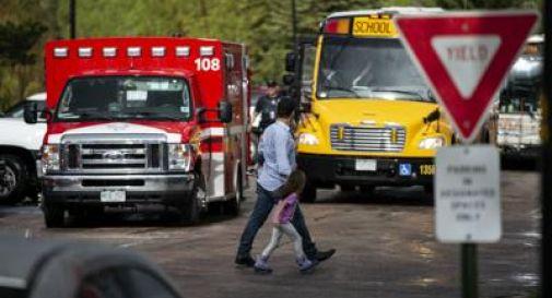Sparatoria in una scuola di Denver, un morto