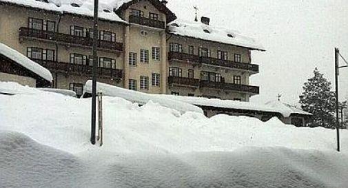 Causa maltempo persa la stagione turistica in montagna
