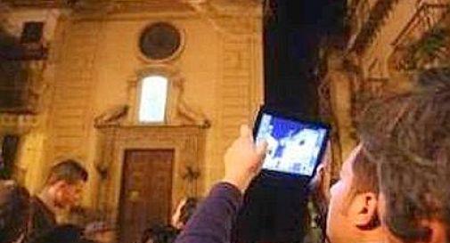 Palermo, suora fantasma su campanile: miracolo o effetto ottico?