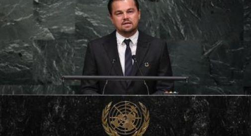 Clima, 171 paesi firmano accordo di Parigi. DiCaprio all'Onu: