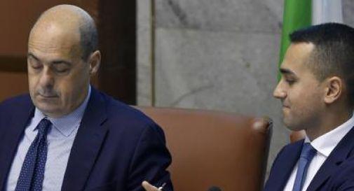 Incontro Di Maio-Zingaretti, verso l'accordo per il Conte bis
