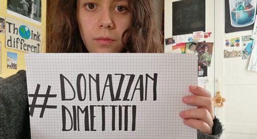 #donazzandimettiti