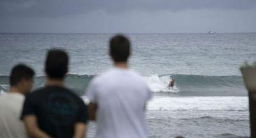 Dorian fa paura: diventa uragano e minaccia Isole Vergini