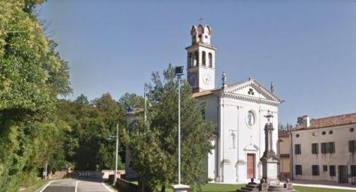 la parrocchiale di Dosson