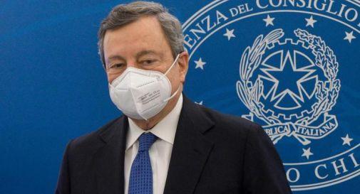 Green pass a metà maggio, Draghi: