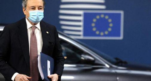 Vaccino covid, Draghi: