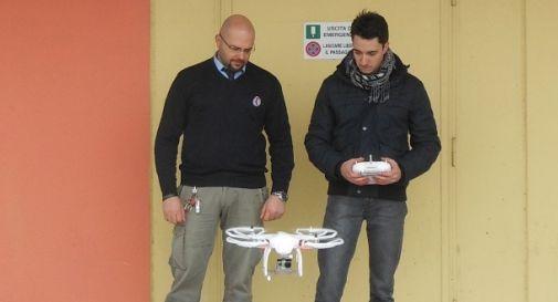 I droni dell ipsia fanno da security ai giardini del sole oggi treviso news il - I giardini del sole castelfranco veneto ...