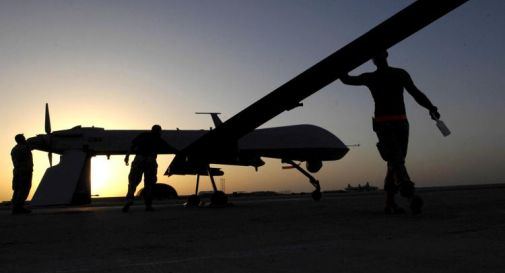 Afghanistan, drone Usa uccide terrorista dell'Isis
