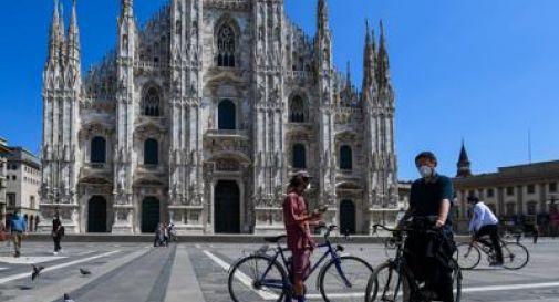 Coronavirus, lo studio: mortalità Lombardia nella media europea