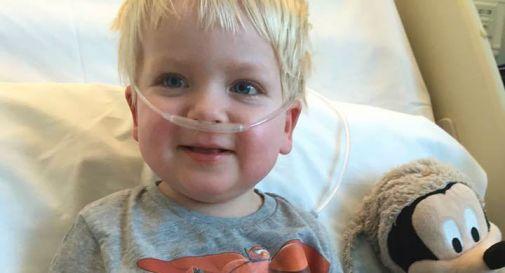 """Bimbo in coma per il cancro si sveglia mentre staccano la spina. La madre: """"Miracolo di Pasqua"""""""