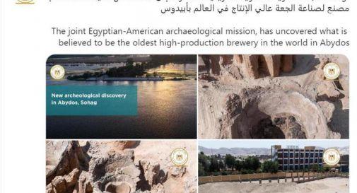 birrificio Egitto