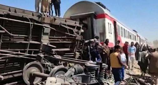 Egitto, scontro tra treni: 32 morti e oltre 100 feriti