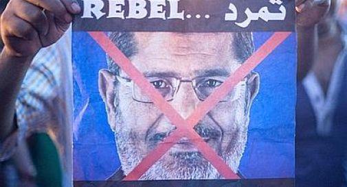 Egitto, ultimatum esercito a Morsi: